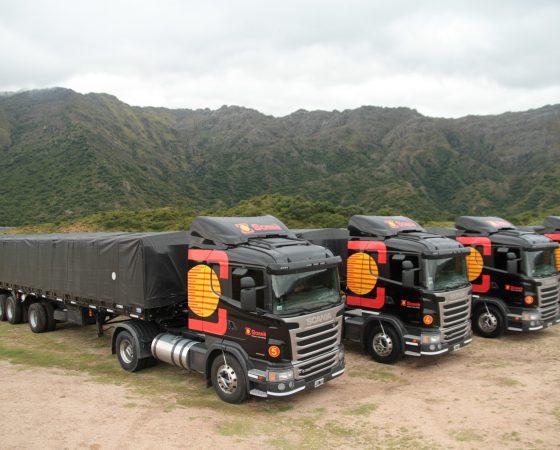 Lonas camiones
